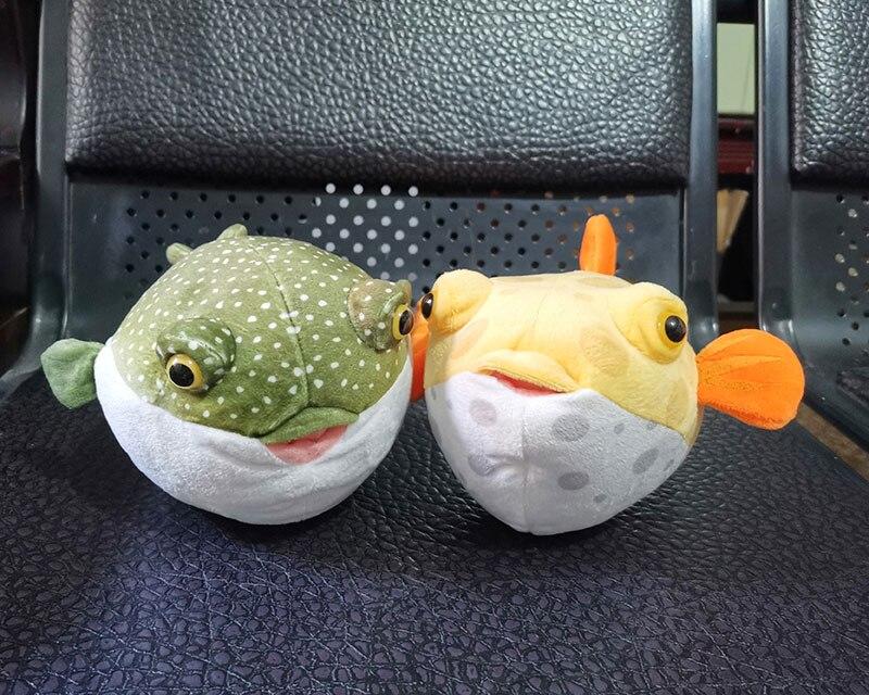 Peluche Extra Suave, juguetes de peluche peces, vida marina, peces hinchables, boj de peluche, juguetes de peluche, regalos para niños