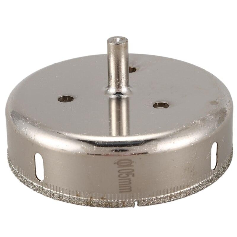 Taladro de diamante caliente 105mm diámetro escariador Trepan broach para cerámica vidrio arenisca azulejo