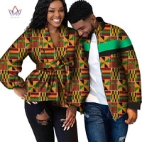 african clothes for couple african wax print women tops and men jacket coat bazin riche clothing fidele faith wyq773 couple
