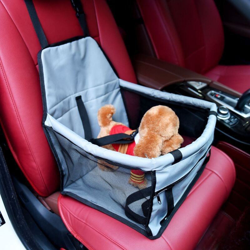 AliExpress - Dog Carriers Rear Back Pet Dog Bed Car Seat Cover Mats Hammock Protector with Safety Belt Transport Dog Accessories Dog Supplies