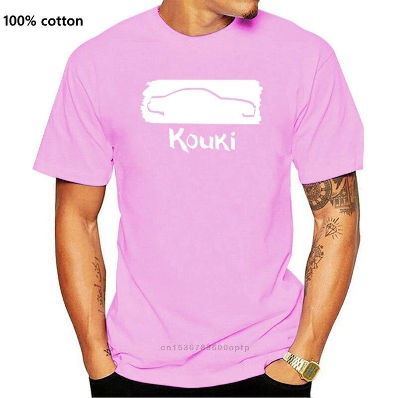 Camiseta masculina 240sx s14 kouki-ko moda para camiseta engraçada novidade tshirt feminino