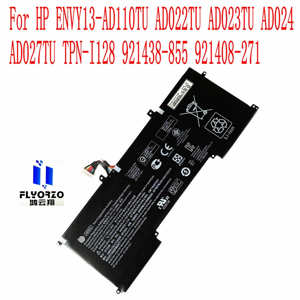 100% Brand new HP AB06XL Battery For HP ENVY13-AD110TU AD022TU AD023TU AD024 AD027TU TPN-I128 921438