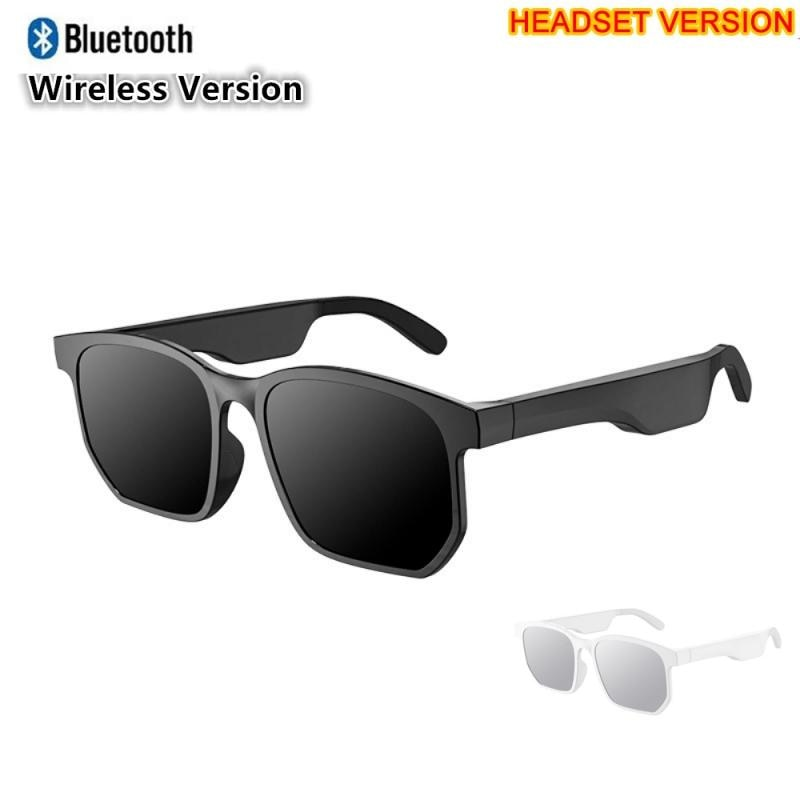 Sports Stereo Wireless Waterproof Headset Telephone Polarized Driving Mountaineering Sunglasses Cycl