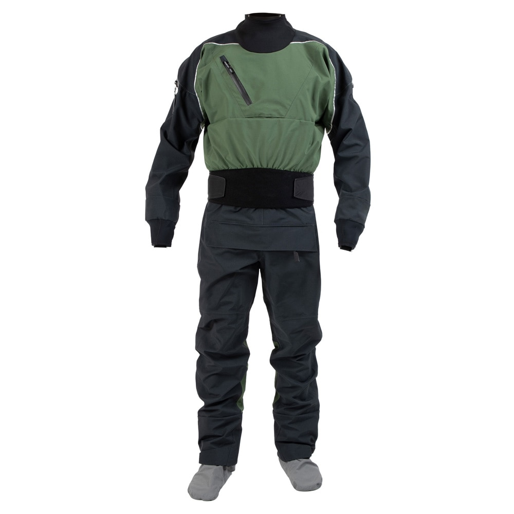 White Water Paddling Sports One Pieces Clothes For Sufing Rafting Kayaking Drysuits