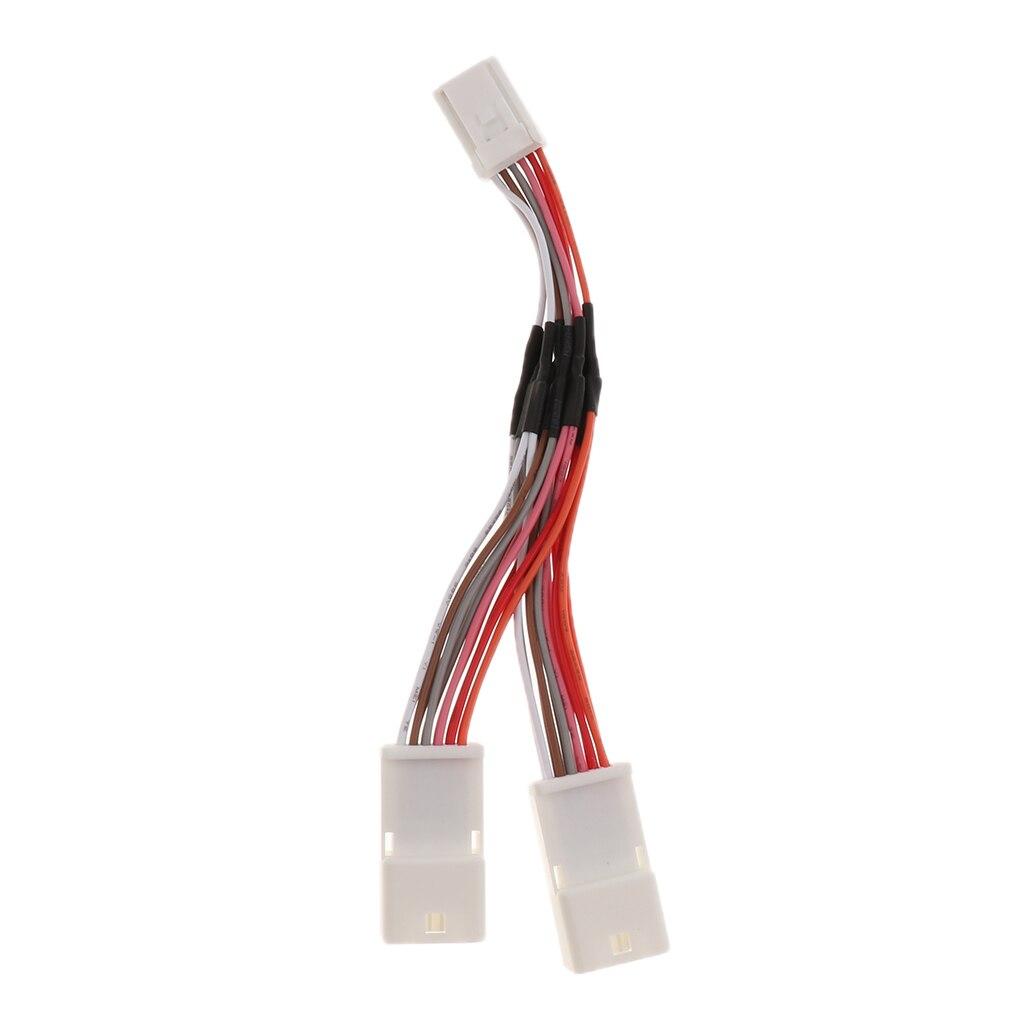 Запасной Y аудио кабель MP3 SD USB CD AUX модуль 6 + 6 Pin для Toyota Lexus
