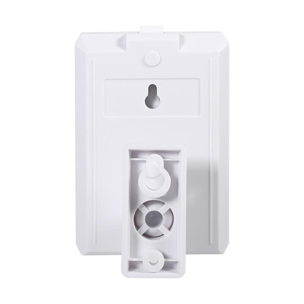 New Wireless Doorbell Alarm Motion Detector Patrol Garage Infrared Welcome Doorbell Driveway Home Alert Security Alarm Tool enlarge