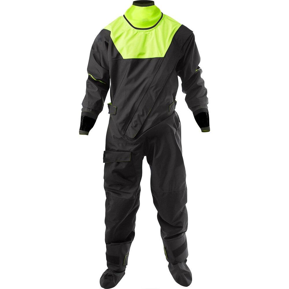 Kayaking Drysuits Waterproof Breathable  3-Layer Material DM4