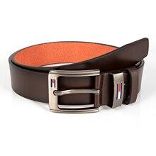 Men's Square Buckle Business Leisure Belt