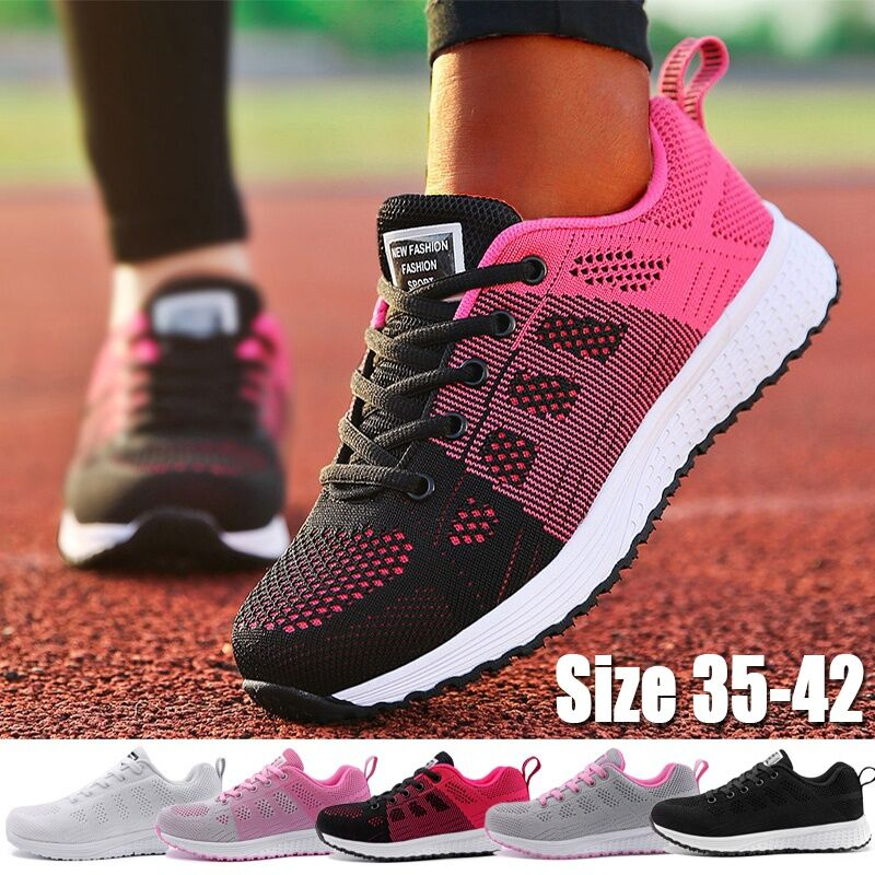 Women Shoes Super Light Sneakers For Women Vulcanize Shoes Sport Basket Femme Walking White Sneakers