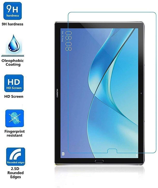 Планшет Защитная пленка для экрана из закаленного стекла Защитная крышка для Huawei MediaPad M5 10,8 дюймов Анти-экран поломки HD закаленная пленка