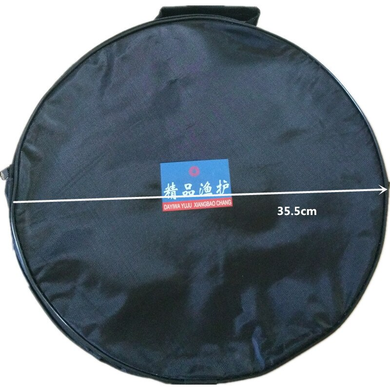 Fishing Tools Fishing Bag For Fish Cage Or Cast Net Outdoor Equipme Fishing Supplies Black Waterproof Bag Red De Pesca enlarge