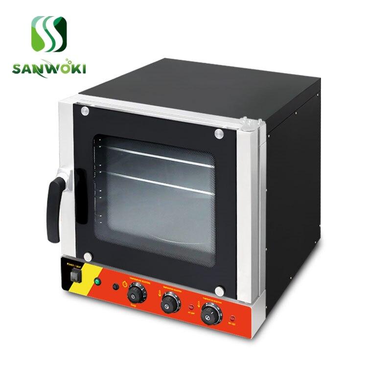 Tostadora eléctrica para Pizzas Pan patatas fritas torta Mini tostadora Pan horno eléctrico freír sartén asada parrilla