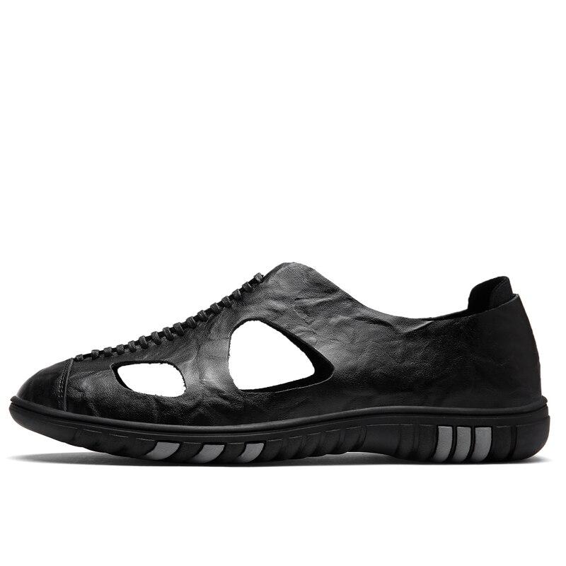 Sandalias masculinas para hombre, sandalia para hombre sandel herren, Sandalia de cuero...