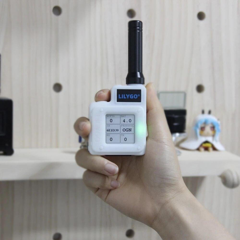 LILYGO®TTGO T-Echo SoftRF BME280 TEMP Pressure Sensor NRF52840 SX1262 433/868/915MHz Module LORA 1.54 E-Paper BLE for Arduino enlarge