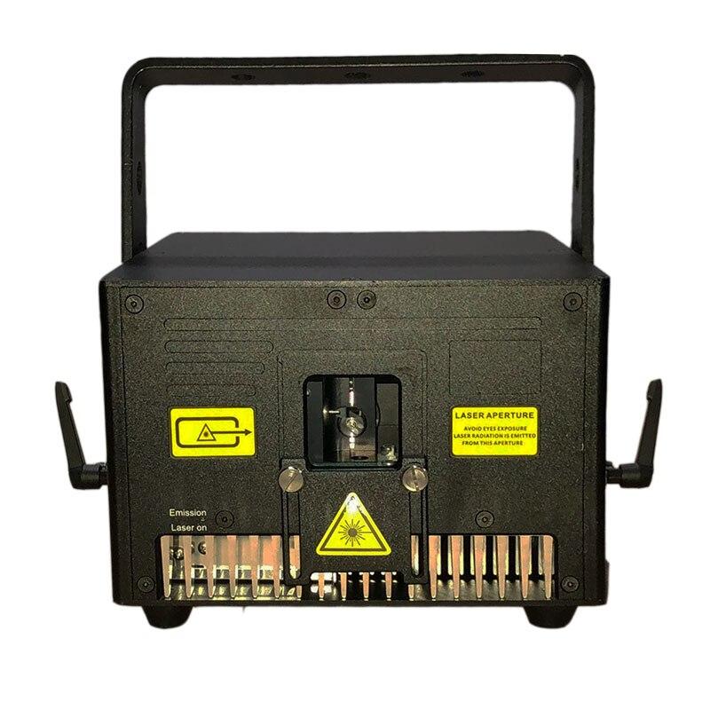 PD6000-RGB نظام عرض ليزر للديسكو الصغيرة والمتوسطة ، والحفلات الموسيقية