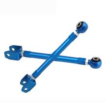 Kingsun Hinten Einstellbar Suspension Arme Camber Kit Für Nissan 200SX S13 S14 S15 Skyline R32 R33 R34 Z32