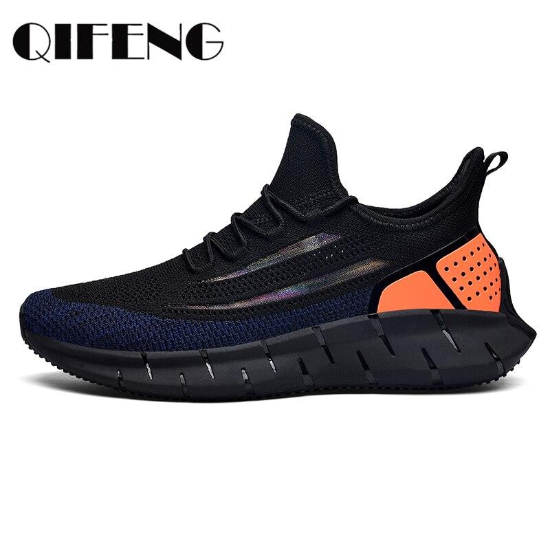 Novo sapatos casuais dos homens da forma do verão sapatos esportivos da moda sapatos de corrida homem malha de ar tênis masculino 350 homens malha sapatos esportivos na moda