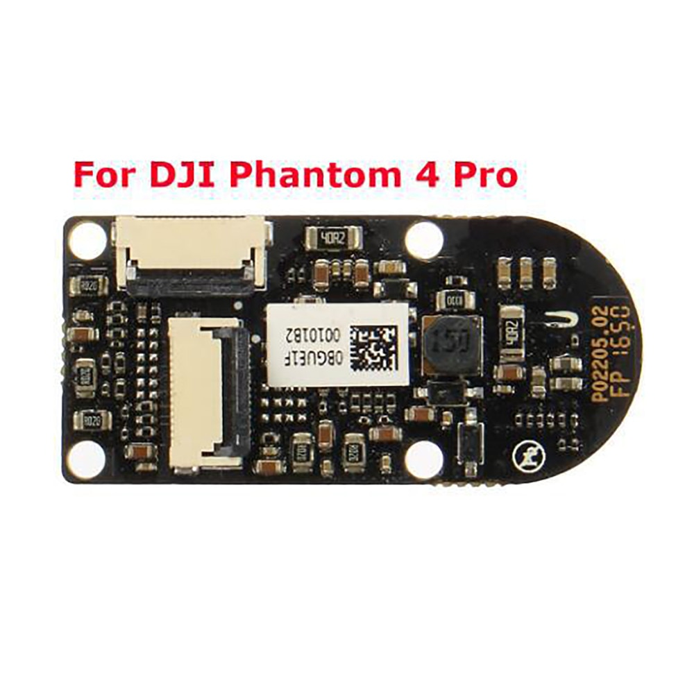 Original YR Motor ESC placa de circuito de Chip para DJI Phantom 4/4 Pro reemplazo profesional Yaw/Roll reparación de Motor parte