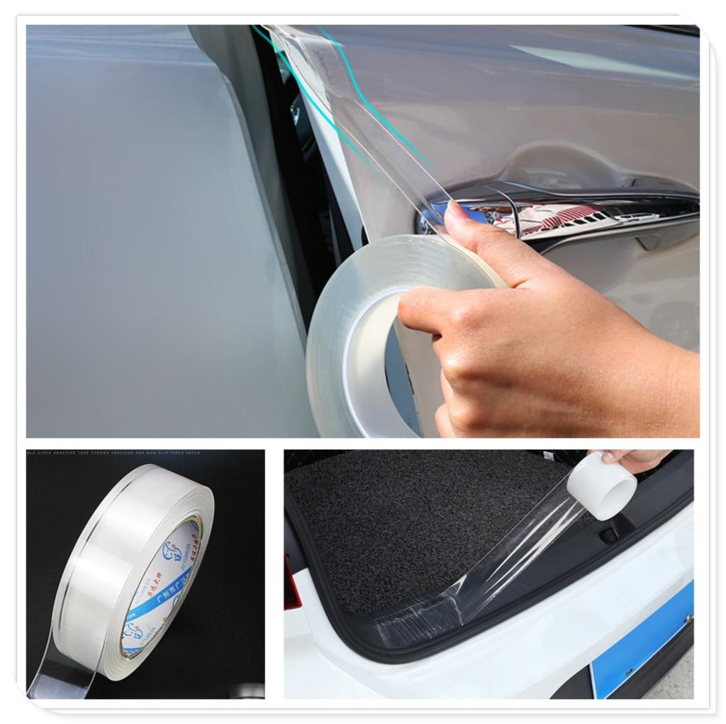 Doble coche siede etiqueta engomada de la puerta cinta de tira para Opel Astra g/gtc/j/h Corsa Antara Meriva Zafira Insignia Mokka KX3 KX5