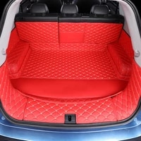 full covered waterproof boot carpets durable custom car trunk mats for volvo c30 c70 s40 s60 s80 s90 v40 v60 v70 v90 xc60 xc90