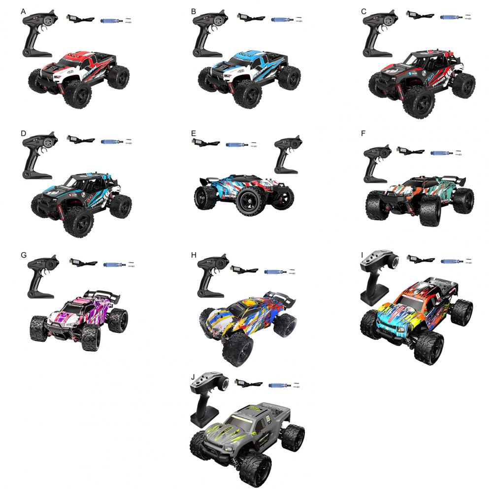 1/18 Toy Car USB Charging Wireless Remote PVC Simulation Remote Control Car for Kids Toy enlarge