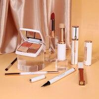 O.TWO.O Professioanl Makeup Set 14/10/8 Pcs Cosmetics Kit Lipstick Eyeshadow Loose Powder Highlighter Woman Makeup Gift
