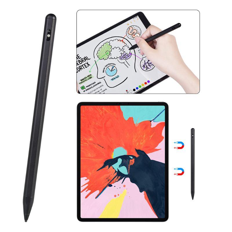 قلم ستايلس عالمي شاشة تعمل باللمس بالسعة القلم آيفون أندرويد الهواتف المحمولة