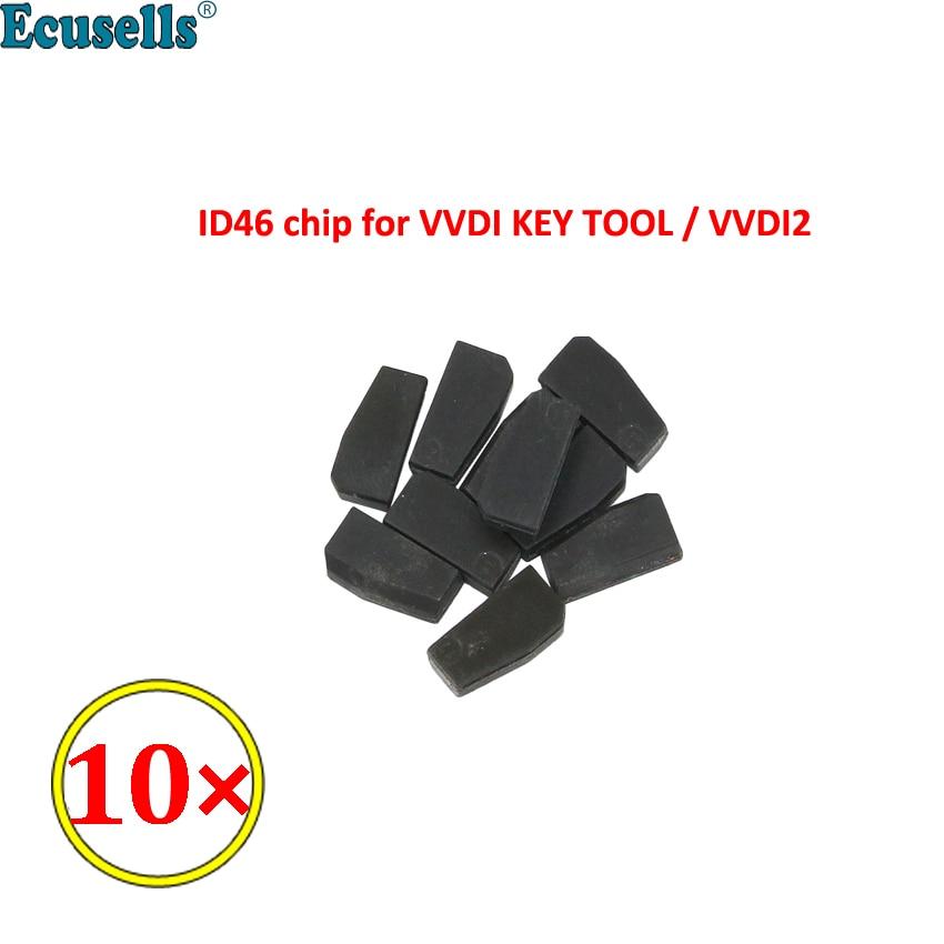 10 шт./лот ID46 чип для XHORSE VVDI2/ vvdi ключ инструмент 46 транспондер копир