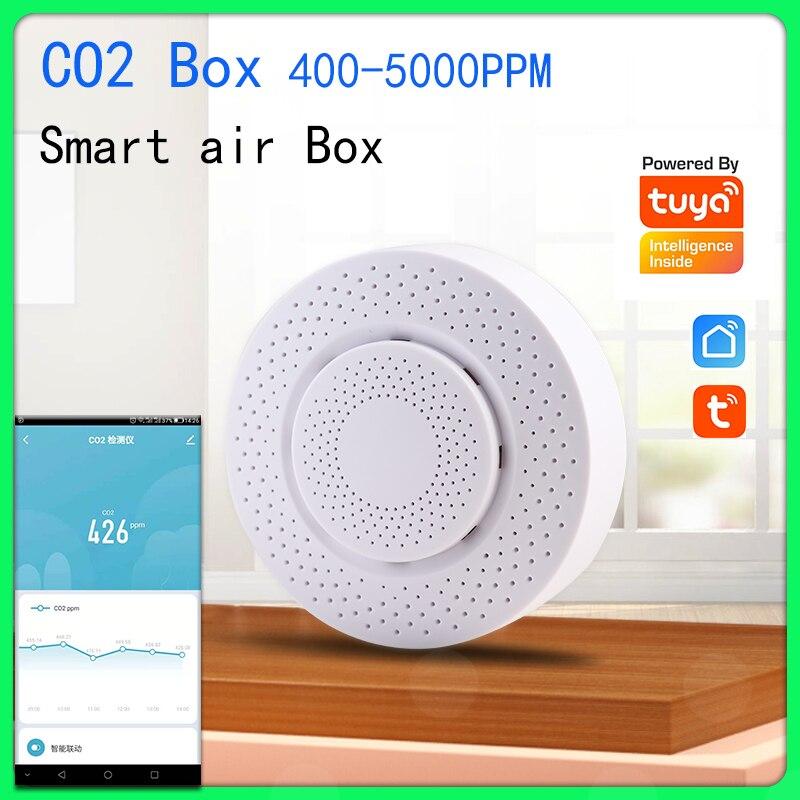 CO2 متر كاشف الغاز CO2 الاستشعار نوعية الهواء رصد الفورمالديهايد TVOC ثاني أكسيد الكربون متر التسمم محلل الهواء بالجملة