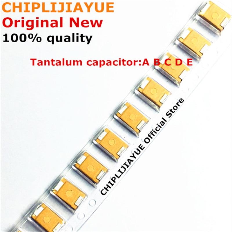 AliExpress - 10PCS Tantalum Capacitor Type D 2.5V 4V 6V 6.3V 10V 16V 25V 35V 50V 4.7/6.8/10/15/22/33/47UF 100/150/220/330/470/680/UF D7343
