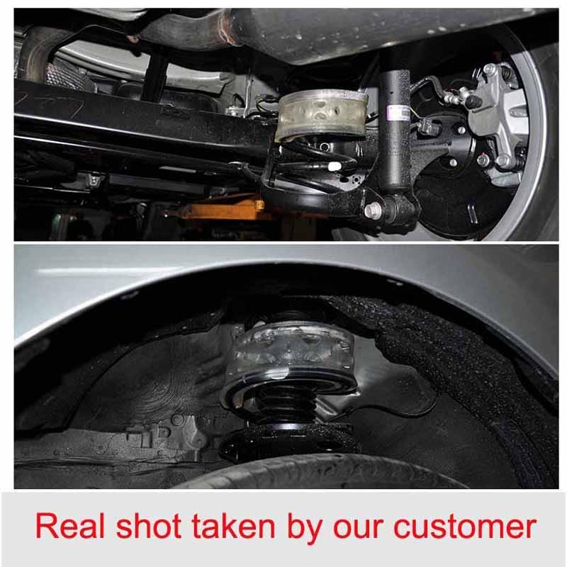 Power Front /Rear Shock Suspension Cushion Buffer Spring Bumper For Hyundai New SantaFe  - buy with discount