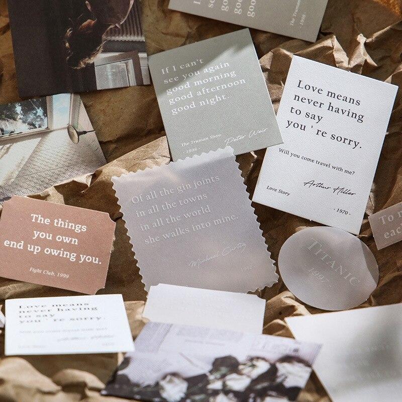 mohamm-30pcs-moment-series-adesivo-decorativo-fai-da-te-creativo-scrapbooking-materiale-scolastico-fisso