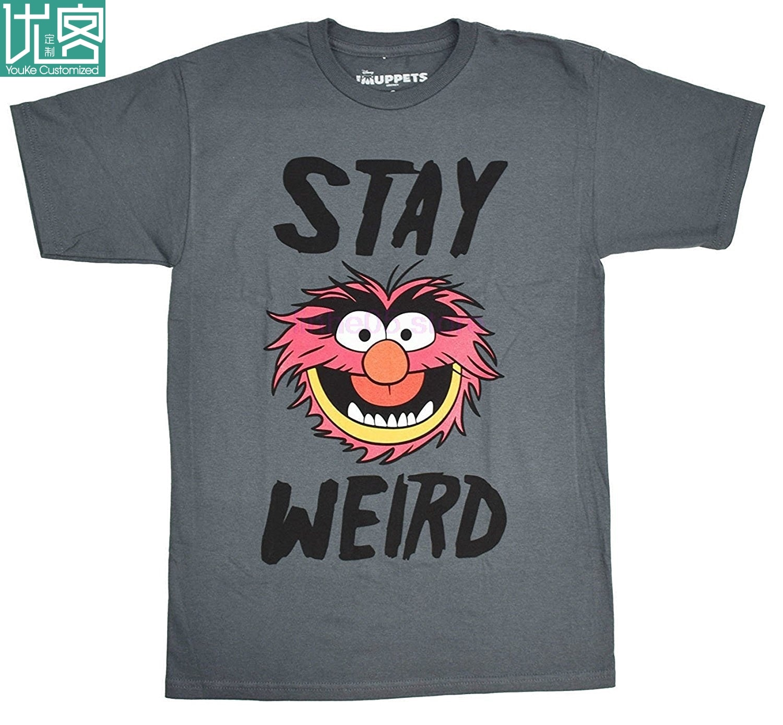 Camiseta Muppets Animal Stay weiry