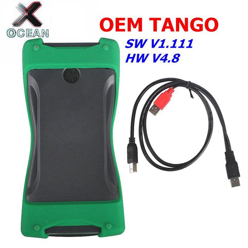 Mais novo tango programador chave v1.111 atualização em linha oem tango programador chave automática com todo o software tango programador frete grátis