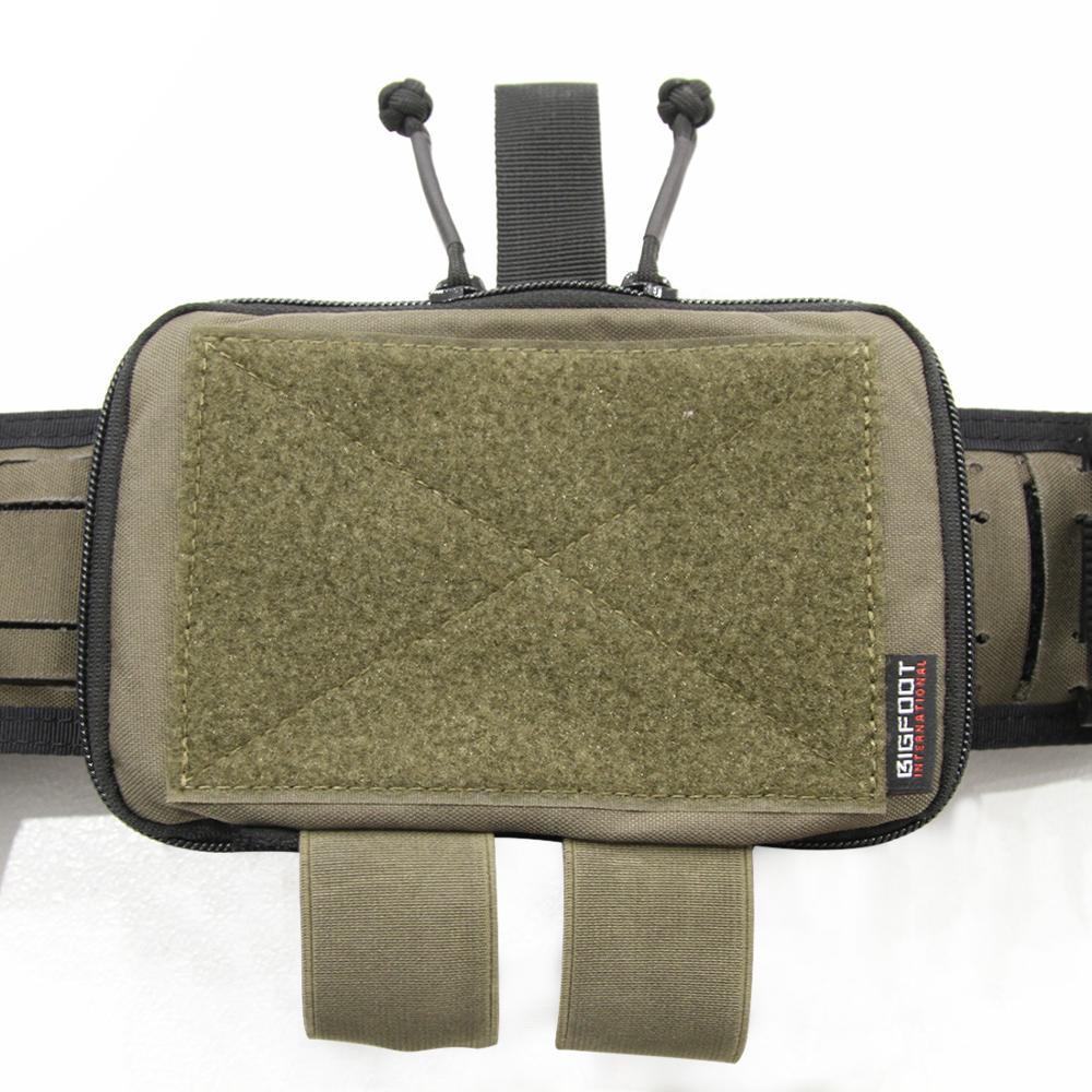 BF Orion Med 1 bolsa de caza al aire libre cinturilla táctica botiquín de primeros auxilios (incluye cinco bolígrafos)