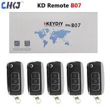 CHKJ 5pcs/lot KEYDIY KD B07 BC Style 3 Buttons For KD900/KD MINI/URG200/KD-X2 Key Programmer B Series Remote Control