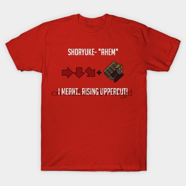 Camiseta para hombre, Short yuken, aumento, pulverizador, por eyezoo Doomfist, camiseta para mujer, camiseta