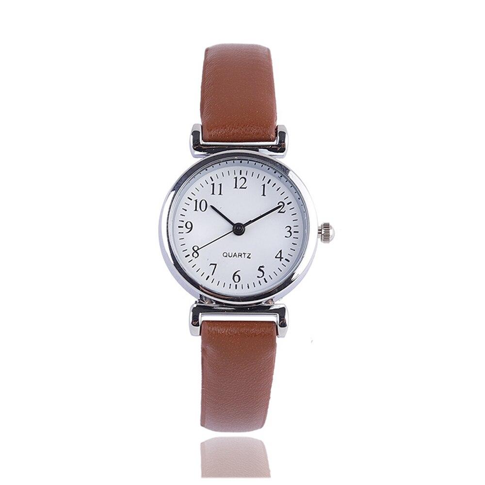 Часы Ladies Lover 2021 Новое поступление кварцевые с кожаным ремешком элегантные модные женские повседневные кварцевые часы Relogio Feminino 20X