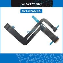 Nouveau ordinateur portable A2179 clavier piste pad câble flexible 821-02663-A pour Macbook Air 13