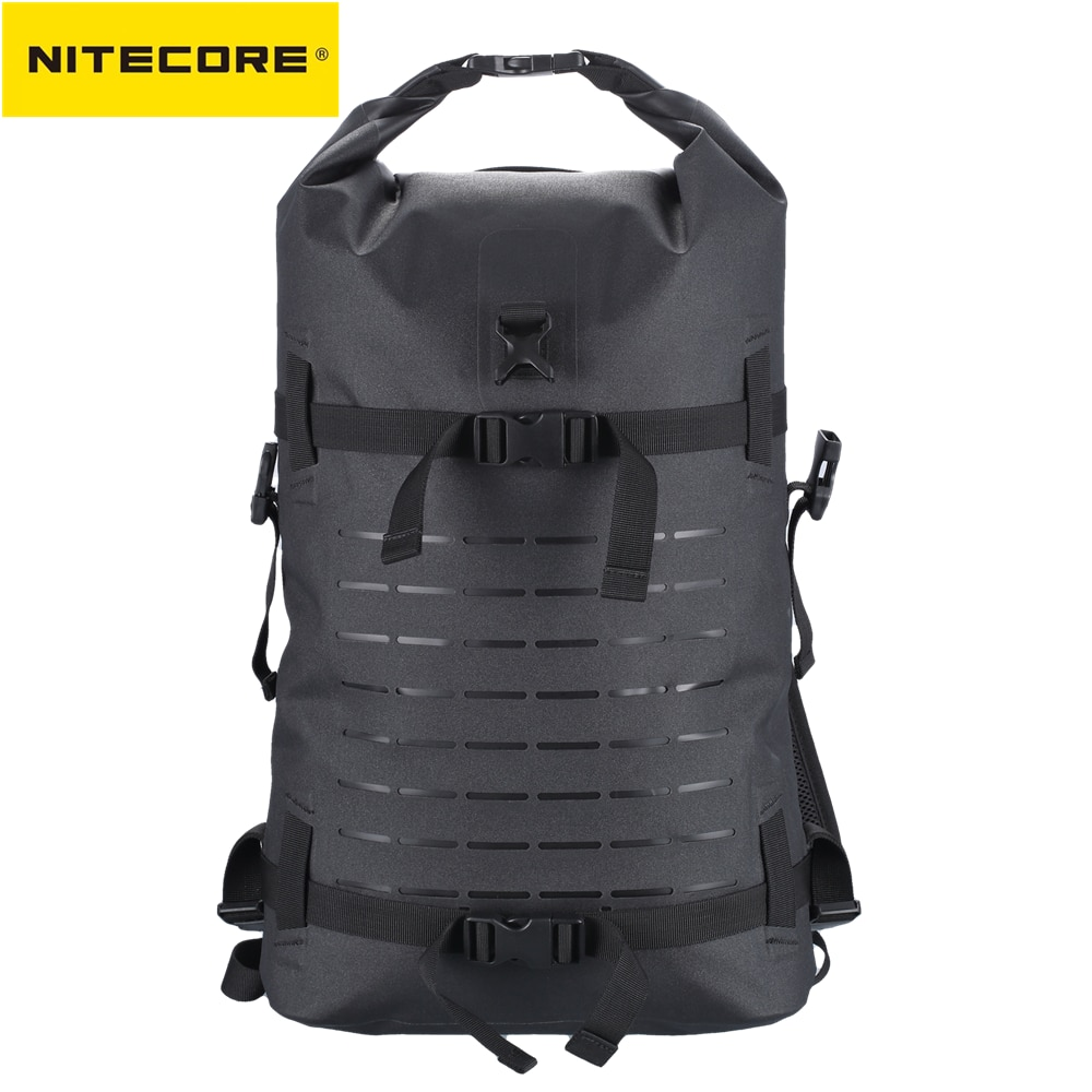 NITECORE WDB20 20L with Expansions Multi-purpose Wear-proof Nylon Tools Bag Exquisitely Designed wit