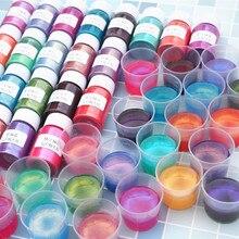 Caméléon Holo étoile Pigment poudre couleur changeante Colorant pour résine artisanat perle couleur peinture poussière hologramme résine nouvelle couleur