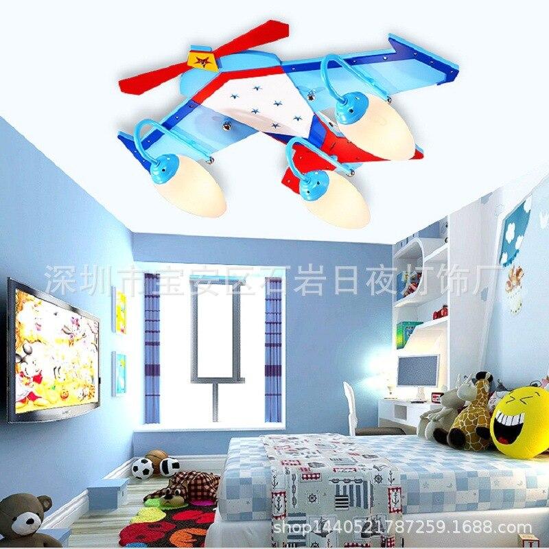 Современный ventilador de techo luzes de teto прикроватный алюминиевый Декор для дома