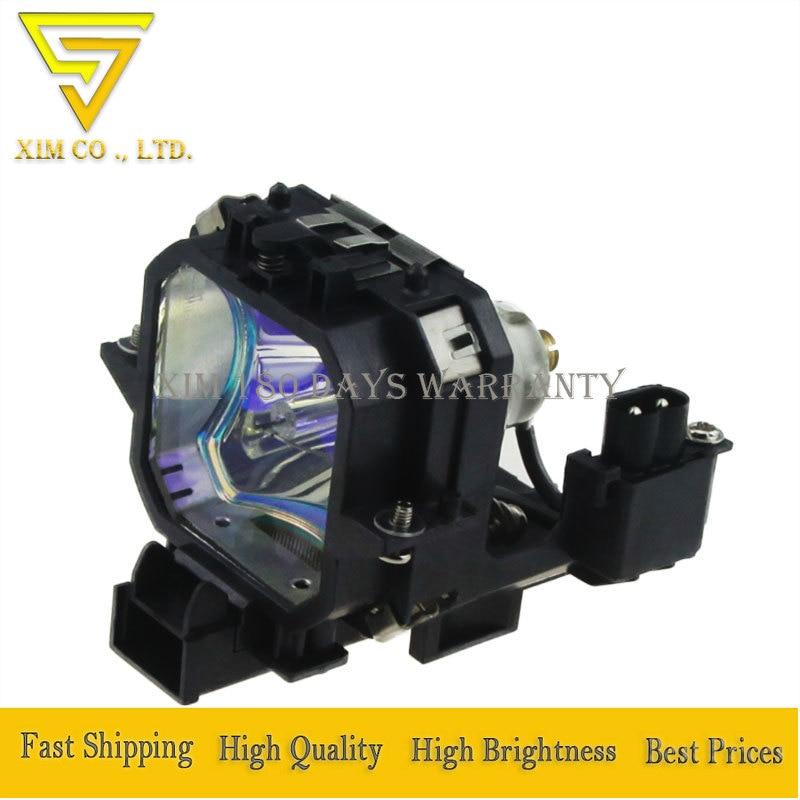 Высококачественная лампа ELPLP27/V13H010L27 для проектора Epson EMP 54 EMP 74 EMP 74L PowerLite 54c EMP 54c V11H137020 EMP 74c EMP 75