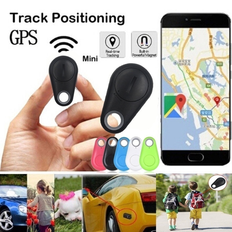 1pc real-time gps-trackers volgapparaat gps-locator voor huisdieren