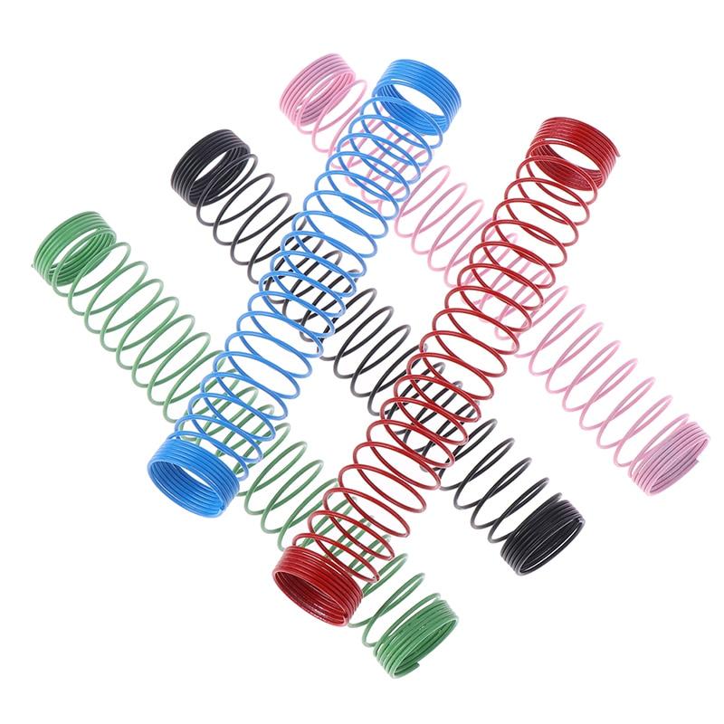 Multicolor Hookah Springs Shisha Silicone Hose Spring Chicha Nargile Narguile Accessories 1pcs