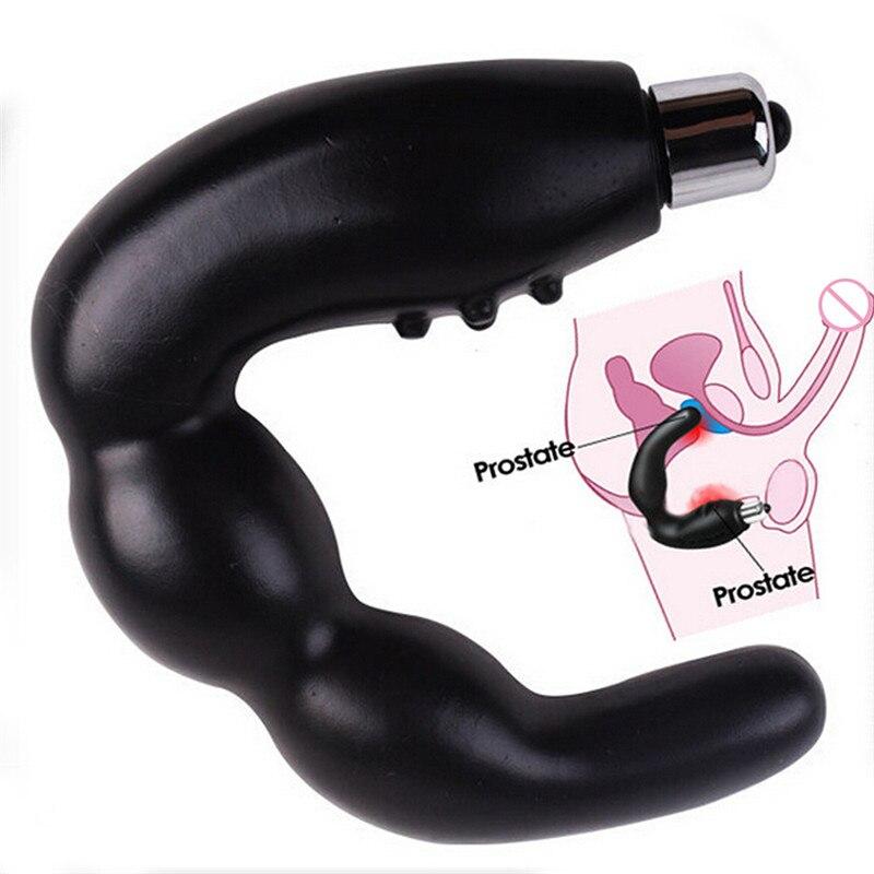 Hombre masturbador Anal vibrador trasero macho sexo juguetes para adultos Anal masajeador de próstata intimidad juguetes consolador con cinturón sexo para los hombres