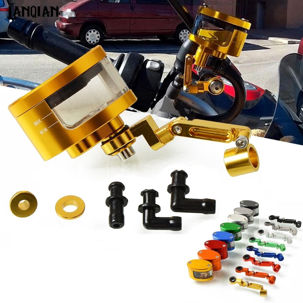 Para Honda depósito de líquido de frenos para moto embrague de aceite del tanque de tapón de fluido CB190R CB1300/ABS CB1000 grande SC30 CB1300 SC38 CB1000F