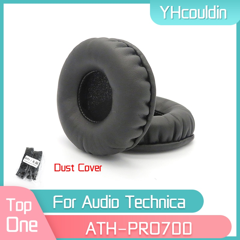 YHcouldin Earpads For Audio Technica ATH-PRO700 ATH PRO700 Headphone Replacement Pads Headset Ear Cushions yhcouldin ear pads for audio technica ath ws550 ath ws550is headphone replacement earpads ear cushions