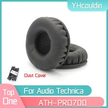 YHcouldin Earpads For Audio Technica ATH-PRO700 ATH PRO700 Headphone Replacement Pads Headset Ear Cu