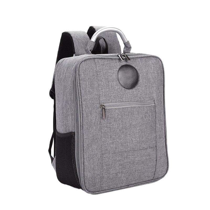 Противоударный рюкзак сумка для переноски Mjx Bugs 5W B5W Quadcopter Drone сумка для хранения рюкзак (серый)